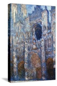 Rouen Cathedral, Sunlight, 1894 by Claude Monet