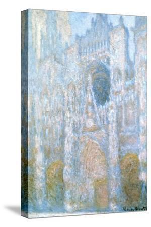 Rouen Cathedral, Sunlight Effect, 1894