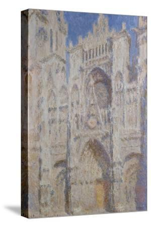 Rouen Cathedral: The Portal (Sunlight), 1894