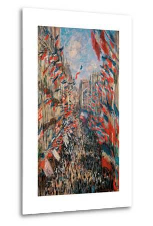 Rue Montorgueil, Paris, Festival of June 30, 1878