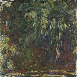 Saule pleureur by Claude Monet