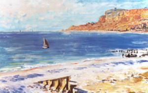 Savon La Roue by Claude Monet