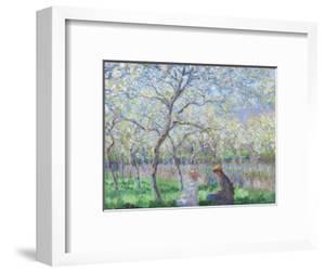 Springtime, 1886 by Claude Monet