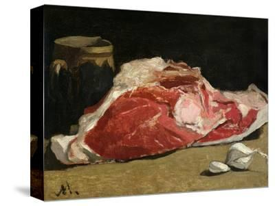 Still Life, the Joint of Meat, 1864