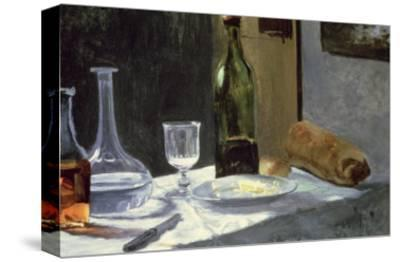 Still Life with Bottles, 1859