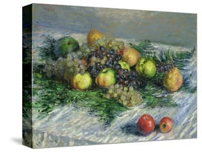 Still Life with Pears and Grapes, 1880