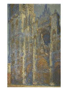 The Cathedral of Rouen, at Noon, 1894 by Claude Monet