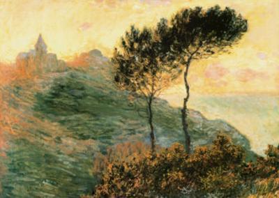 The Church at Varengeville, c.1882 by Claude Monet