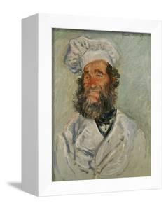 The Cook, 1872 by Claude Monet