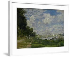 The Docks of Argenteuil (Le Bassin D'Argenteuil), Around 1872 by Claude Monet
