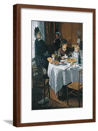 The Luncheon (Le Déjeune)