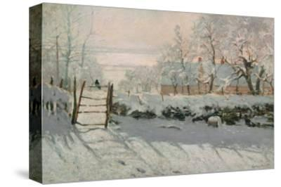 The Magpie, Etretat, Winter 1868-69