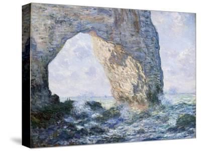 The Manneporte (Étretat), 1883