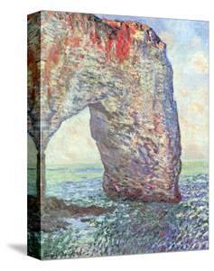 The Manneporte near Etretat, c.1886 by Claude Monet