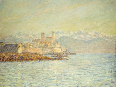 The Old Fort at Antibes, 1888 by Claude Monet