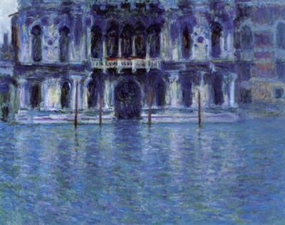 The Palazzo Contarini, 1908
