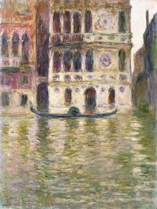 The Palazzo Dario, 1908 by Claude Monet