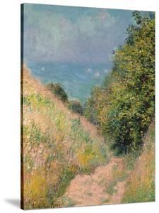 The Path of La Cavée at Pourville, 1882 by Claude Monet
