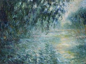 The Seine, 1898 by Claude Monet