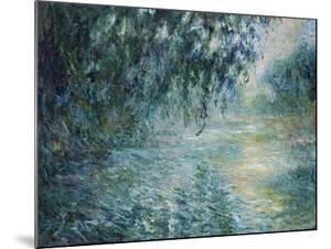 The Seine, 1898 by Claude Monet