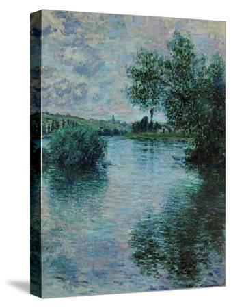 The Seine Near Vetheuil, 1879