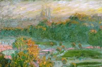 The Tuileries Gardens, 1875