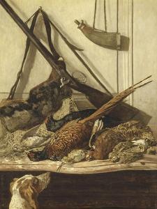 Trophée de chasse by Claude Monet