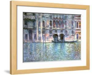 Venice, Palazzo Da Mula, 1908 by Claude Monet