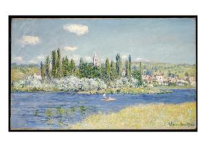 Vetheuil, 1880 by Claude Monet