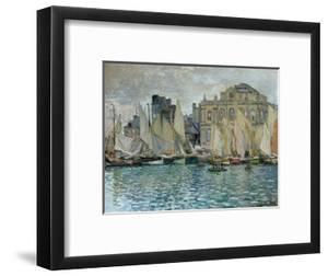 View of Le Havre, 1873 by Claude Monet
