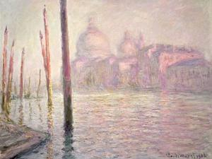 View of Venice, 1908 by Claude Monet