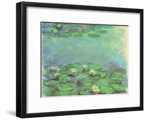 Water Lilies, 1914 by Claude Monet