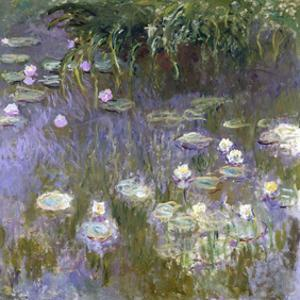 Water Lilies, 1922 by Claude Monet