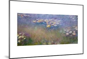 Water Lilies, C.1915-26 by Claude Monet