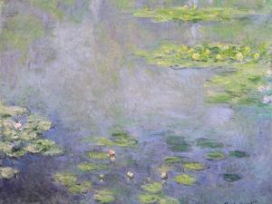 Water Lilies, C1906 by Claude Monet