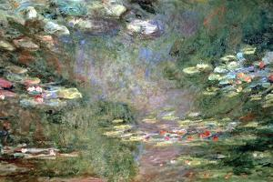 Water Lilies, C1925 by Claude Monet