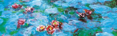 Water Lilies (detail)