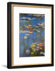 Water Lilies No. 3 by Claude Monet