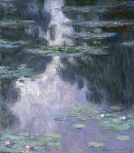 Water Lilies (Nymphéa), 1907 by Claude Monet