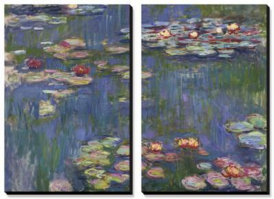 Water Lilies (Nympheas), c.1916
