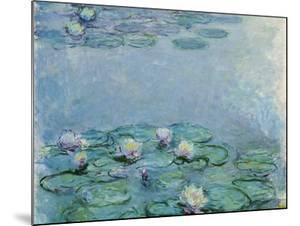 Water Lilies, Nympheas by Claude Monet