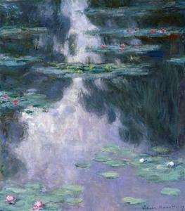 Water Lilies (Nympheas) by Claude Monet