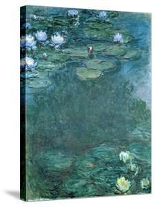 Water-Lilies by Claude Monet