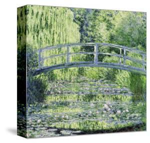 Water Lily Pond (Harmonie Verte), c.1899 by Claude Monet
