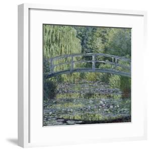 Water Lily Pond (Harmonie Verte), c.1899 by Claude Monet
