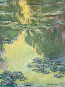 Waterlilies, 1907 by Claude Monet