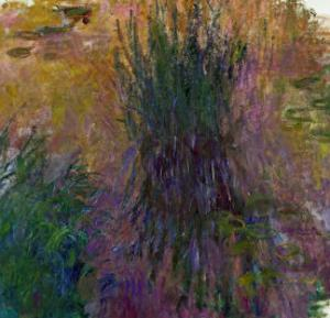 Waterlilies, 1914-1917 by Claude Monet
