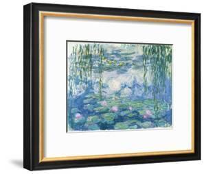 Waterlilies, 1916-19 by Claude Monet