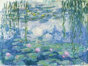 Waterlilies, 1916-19 by Claude Monet