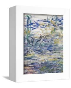 Waterlilies, 1917-19 (Detail) by Claude Monet